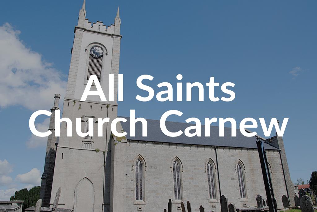 All Saints' Church, Carnew